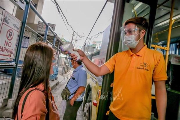 新冠肺炎疫情:菲律宾继续是东南亚确诊病例最多的国家 hinh anh 1