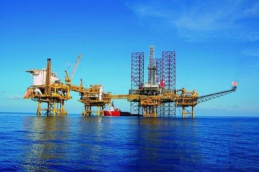 2020年前8月越南石油开采量超出计划8.2% hinh anh 1