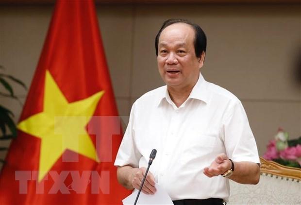 越南政府发言人:必须制定与疫情长期共存的方案 hinh anh 1