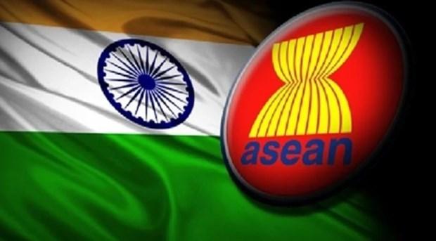 AMM 53:东盟与印度通过2021-2025年阶段新行动计划 hinh anh 1