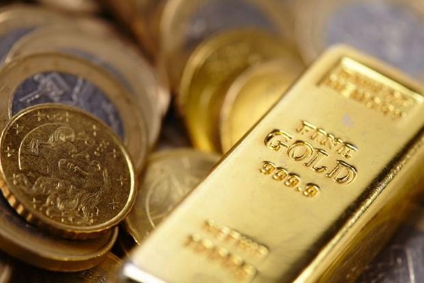 9月15日上午越南国内黄金价格略有上涨 hinh anh 1