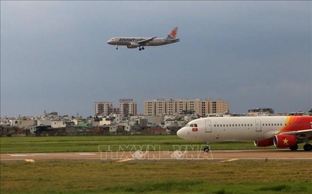 越南自9月15日起恢复中日韩国际航线 hinh anh 1
