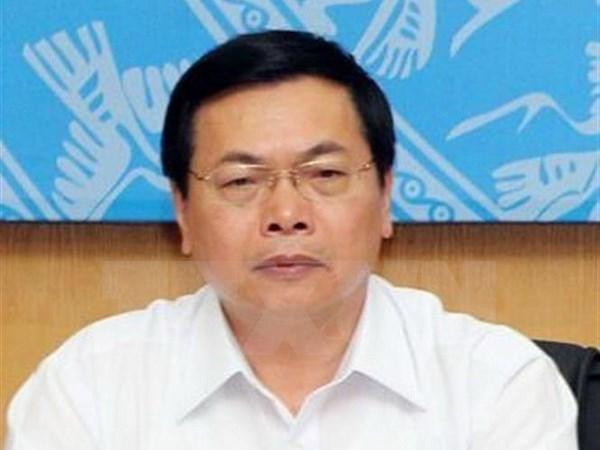 原越南工贸部长武辉煌及其同案犯因失职造成国家财产损失2.7万亿越盾被起诉 hinh anh 1