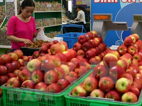 越南加快进口美国农产品 hinh anh 1