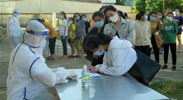 越南无新增新冠确诊病例 新增5例治愈出院病例 hinh anh 1