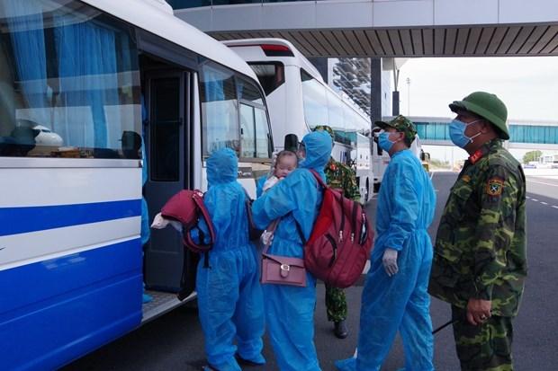 越南连续2周无新增本地新冠肺炎确诊病例 接受集中隔离人员超过32000人 hinh anh 1