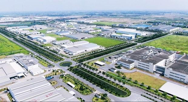 今年前8月永福省各工业区引进外商直接投资项目15个 hinh anh 1