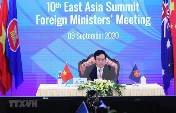 ASEAN 2020:建立一个团结、强大、繁荣并造福人民的东盟共同体 hinh anh 1