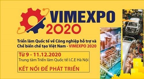 越南国际加工制造业与辅助工业展将于12月举行 hinh anh 1