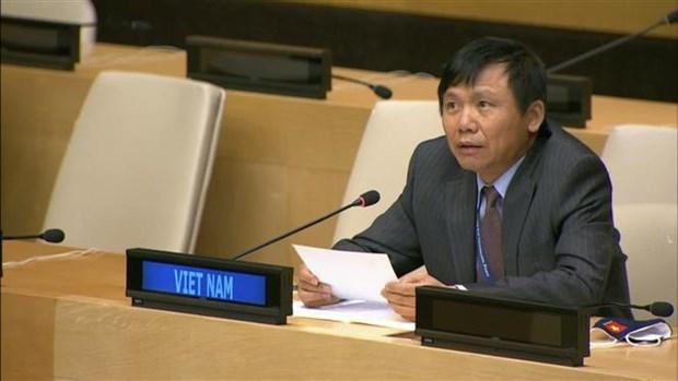 越南呼吁也门有关各方恢复和平谈判 hinh anh 2