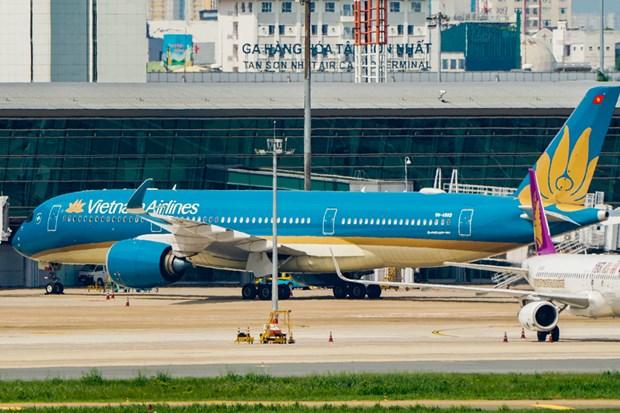越南各家航空公司拟定国际定期飞行计划 hinh anh 1