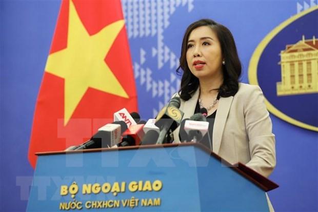 越南愿与英国分享参加CPTPP的信息和经验 hinh anh 1