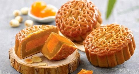 越南特色月饼走出国门 征服食客的味蕾 hinh anh 1