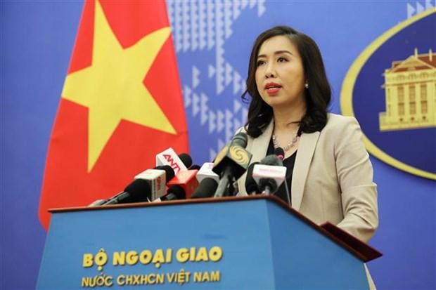 越南要求马方尽早安排越南驻马大使馆代表对被捕的越南渔民进行领事探视 hinh anh 1