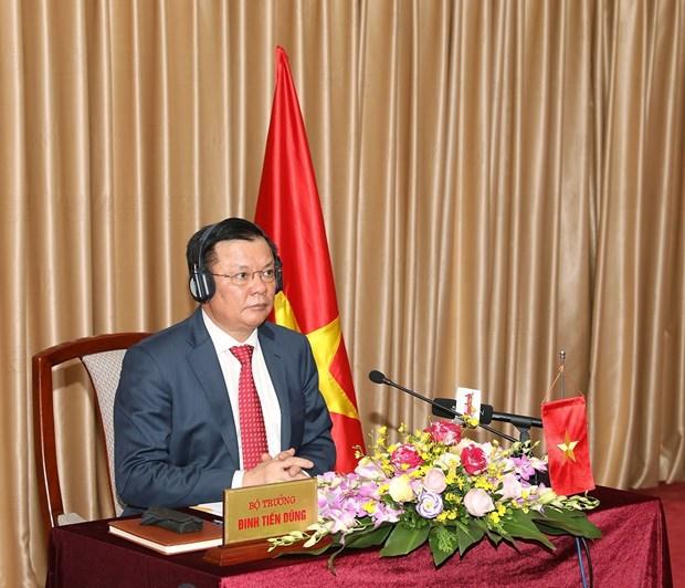 越南分享在财政收入下降阶段为应对新冠肺炎疫情采取的财政机制 hinh anh 1