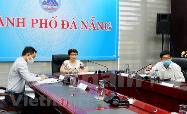 越南岘港市与捷克布尔诺市面向建立友好合作关系 hinh anh 1