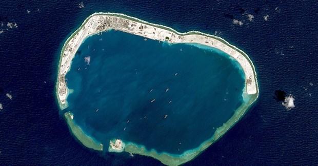 英德法反对中国在东海的主权声索 hinh anh 1