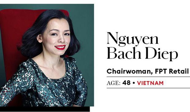 2020年亚洲商界最具影响力女性榜出炉 越南两位代表名列其中 hinh anh 1
