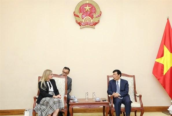 越南与瑞典致力加强文体旅游领域合作 hinh anh 1