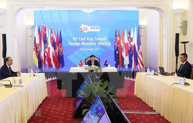 新西兰高度评价越南作为东盟轮值主席国的领导能力 hinh anh 1