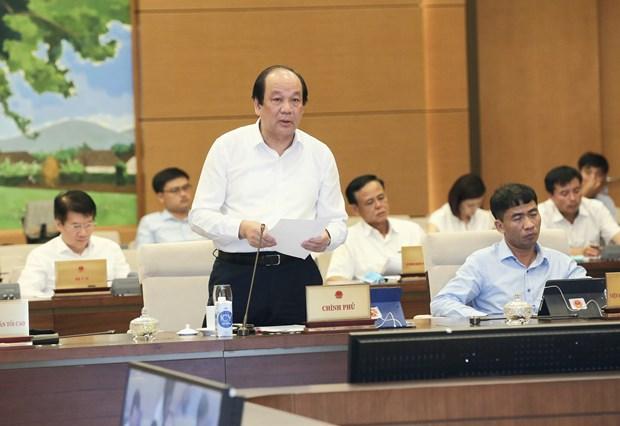 国会常委会第48次会议:2021年继续精简编制20076名 hinh anh 1