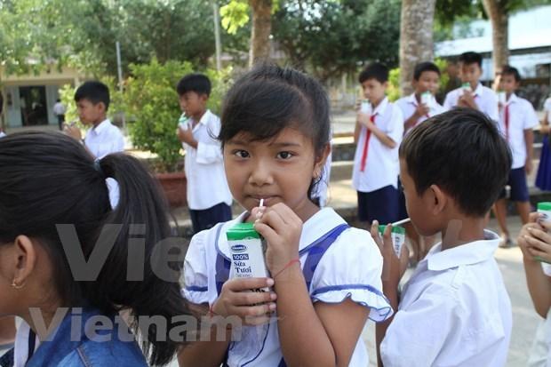 世行:越南2020年人力资本指数上升 hinh anh 1