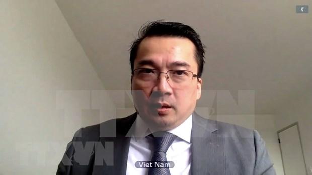 越南支持叙利亚与反对派的谈判 hinh anh 1