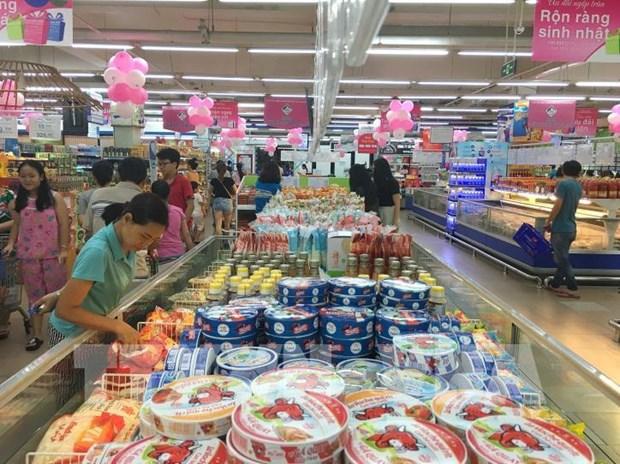 胡志明市零售企业快速适应时局的变化 hinh anh 1