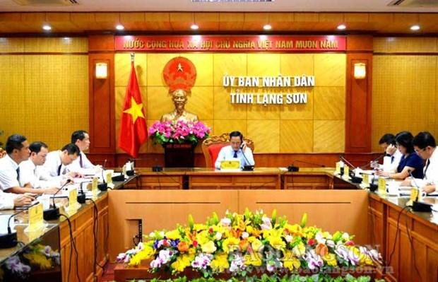 深化越南谅山省与中国广西壮族自治区的关系 hinh anh 1