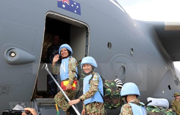 越南为联合国做出积极和切实的贡献 hinh anh 1