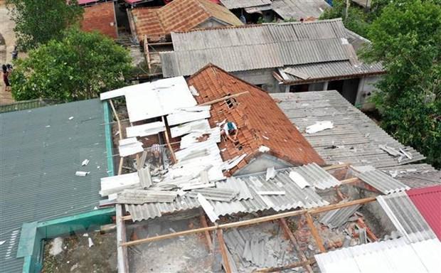 越南红十字会向广治、承天顺化省受灾群众提供救助 hinh anh 1
