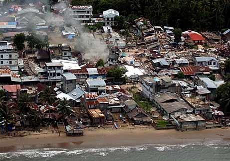 菲律宾南部地区发生6.1级地震 hinh anh 1