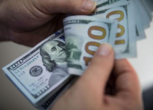 9月22日越盾对美元汇率中间价下调5越盾 hinh anh 1