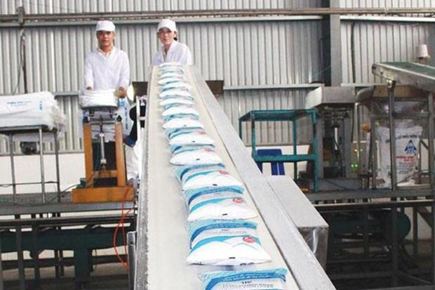 越南工贸部对从泰国进口的蔗糖进行反倾销调查 hinh anh 1
