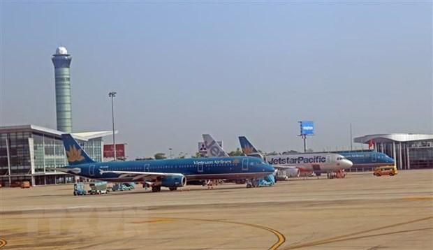 越航拟于10月份恢复6个国内航线 hinh anh 1