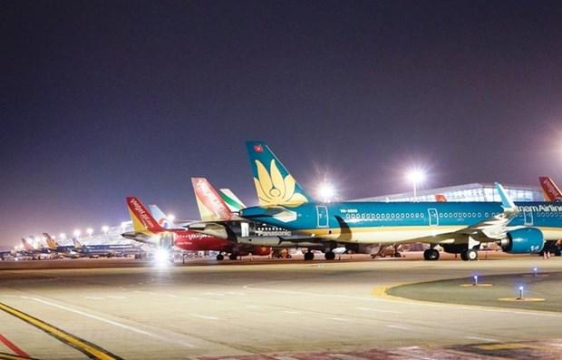 越南航空局提交国际航线复航计划 hinh anh 1