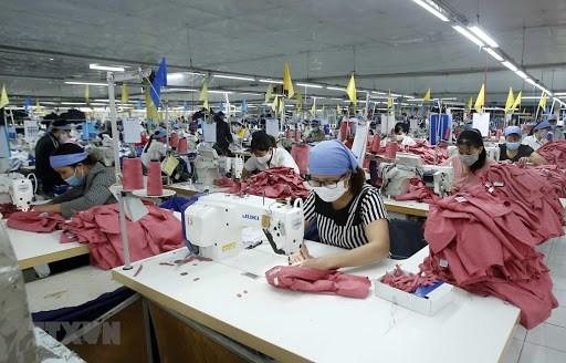北宁省纺织企业为抓住EVFTA带来的机遇做好准备 hinh anh 1