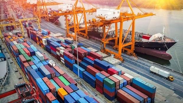 越南对外贸易总额达3615亿美元 贸易顺差再创纪录 hinh anh 1