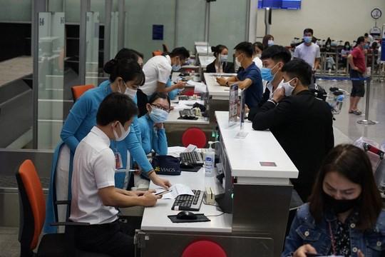 越航飞往越南的定期国际商业航班机票正式开售 hinh anh 1