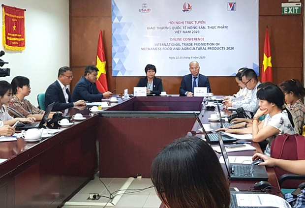 越南推广农产品和食品出口潜力和优势 hinh anh 1