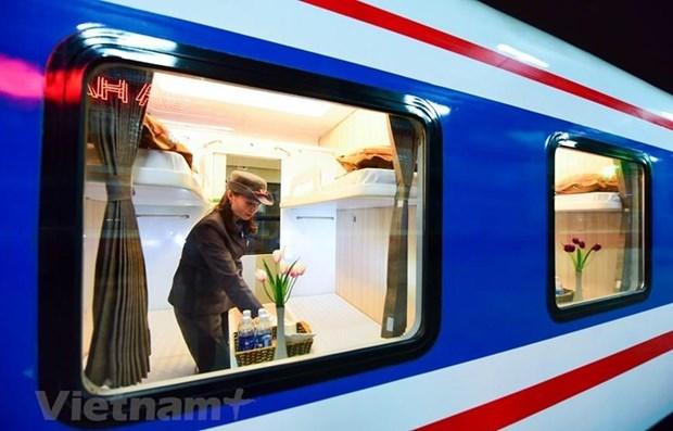 2021年春运火车票将从10月1日开售 hinh anh 1