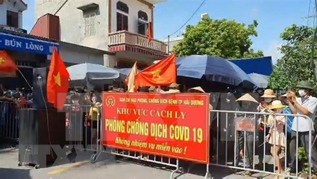 澳大利亚媒体高度评价越南第二波新冠肺炎疫情防控成果 hinh anh 1