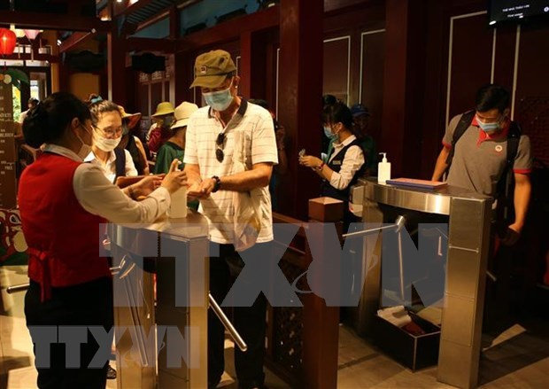 9月24日下午越南无新增新冠肺炎确诊病例 hinh anh 1