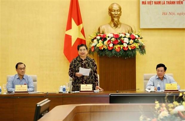对越南参与的系列自由贸易协定执行情况进行监督 hinh anh 1