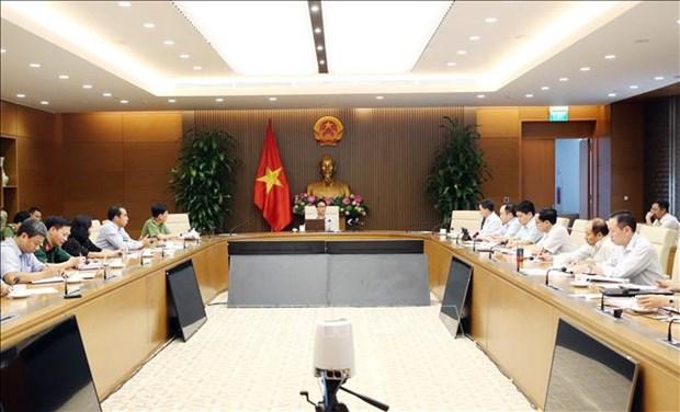 新冠肺炎疫情:专家们确定越南4大疫情传播风险 hinh anh 1