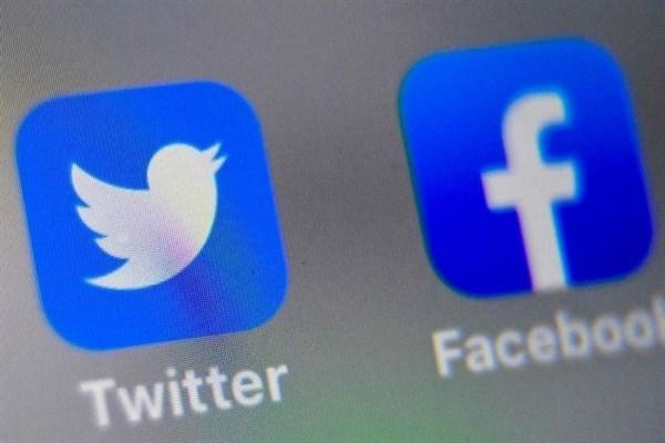 泰国政府对脸书、推特等社交媒体采取法律行动 hinh anh 1