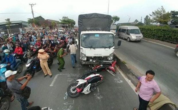 今年前9个月全国交通事故死亡人数4876人 hinh anh 1