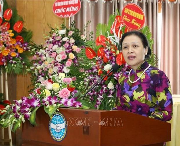 越南与波兰友好协会将继续为两国友好关系做出积极贡献 hinh anh 1