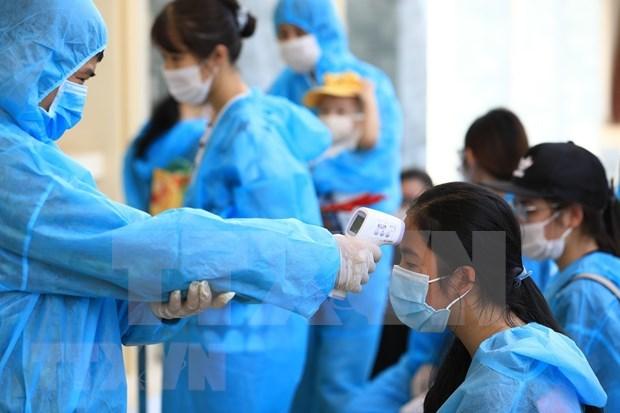 新冠肺炎疫情:越南连续23天无新增本地确诊病例 hinh anh 1