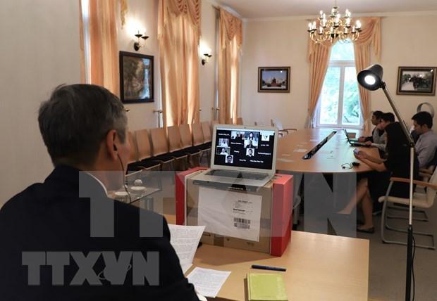 越南与德国促进信息技术合作 hinh anh 1